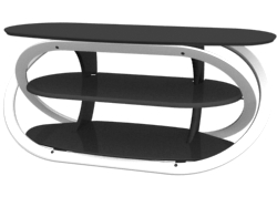 SWEDX TV-Table. White
