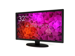 SWEDX 32 inch UHD-4K LED TV. Pixel Policy 1