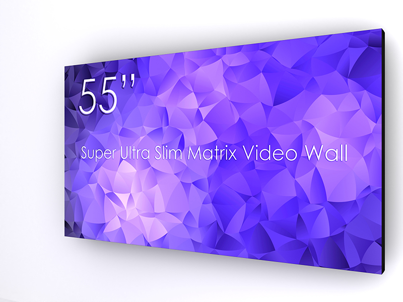 SWEDX 55 tum Super Ultra Matrix Videovägg LED