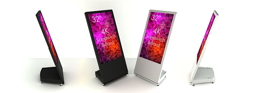 Digital Sandwich Board